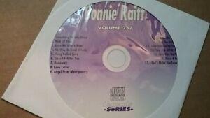 Charitable Legends Karaoké Cdg 237 Bonnie Raitt-afficher Le Titre D'origine