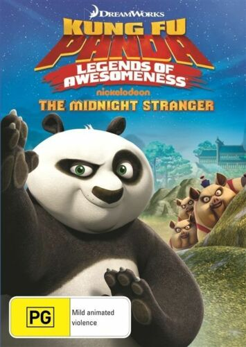 1 of 1 - Kung Fu Panda - Legends Of Awesomeness - Midnight Stranger (DVD, 2014)