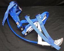 Kids/Child Youth Skyrunner Right Shoe Jumping Stilt Exercise 44-88Lbs BLUE