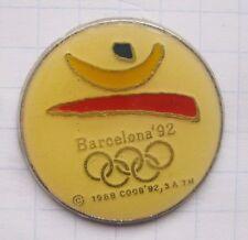 OLYMPIA BARCELONA 1992 / LOGO  ................Sport Pin (125a)