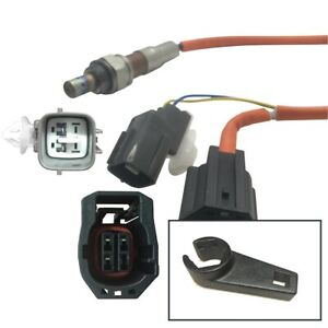 Fits-Mazda-6-1-8-2-0-2-3-T-Lambda-Oxygen-Sensor-Socket-Front-5-Wire