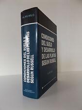 1992 CONDICIONES del SUELO y DESARROLLO de las PLANTAS SEGUN RUSSELL Spanish Ed.