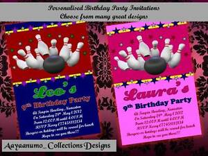10-x-Personalised-Bowling-Birthday-Party-Invites-Invitations-with-Envelopes