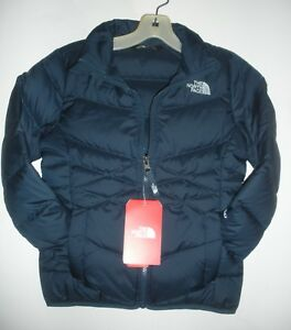 8e74ac1ba8e3 THE NORTH FACE GIRLS ANDES DOWN WINTER JACKET-A34V2- BLUE WING TEAL ...