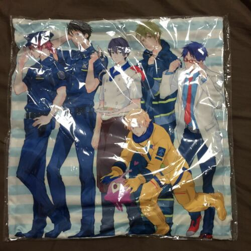 double sided Pillow cushion Case Cover cosplay 046 Anime Free Free