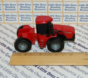 ERTL CASE IH 4WD TRACTOR Plastic with Diecast Chassis #35122 *NEW BULK ITEM*