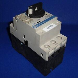 Telemecanique Manual Motor Starter Protector Gv2 P05