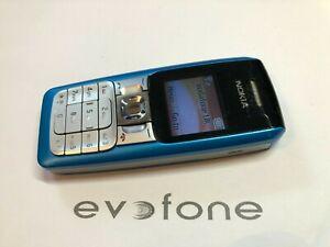 Nokia 2310 Handy-blau-einfache grundlegende Handy-Vodafone-fastpost
