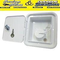 Jayco Lockable Water Filler With Plastic Valve Caravan Pop Top 165h X 152w W64