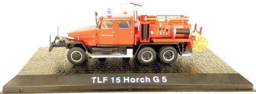 Feuerwehr TLF 15 Horch G5 1:72 µ KB2 *