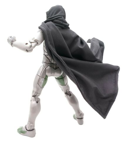 No Figure Black Cape with Hat for Hasbro Marvel Legends Infamous Iron Man