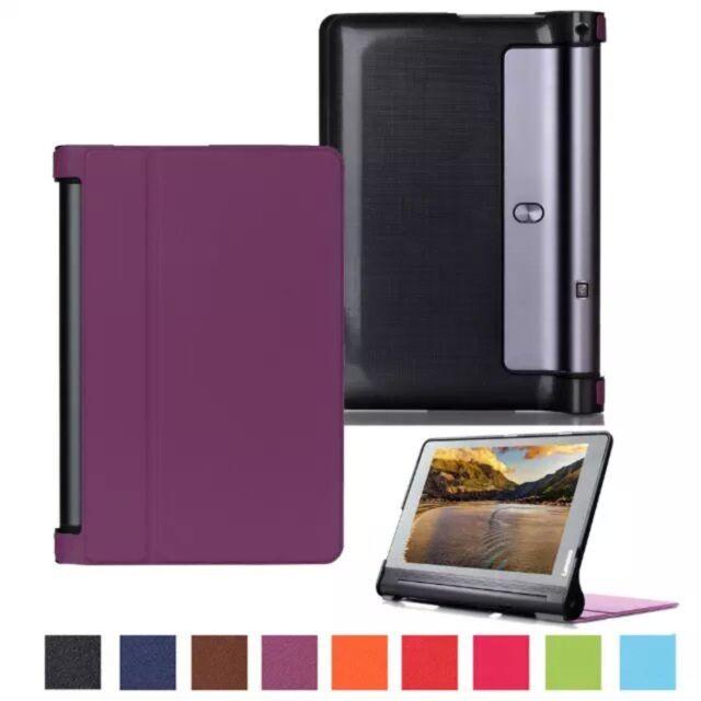 Funda para Lenovo Yoga Tab 3 pro Yt3-x90 Estuche Folio Yt3-x90l X90f Purple