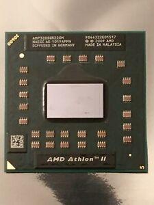 AMD Athlon II Dual-Core Mobile P320 2.1 GHz Dual-Core Dual-Thread CPU Processor AMP320SGR22GM Socket S1