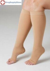 Dr-Comfort-Open-Toe-Knee-High-18mmHg-Stockings