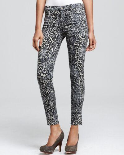 J Taille Legging Chic Brand Sleek Léopard 27 Pantalon Skinny Mode Midrise Super 34Ac5LqRj