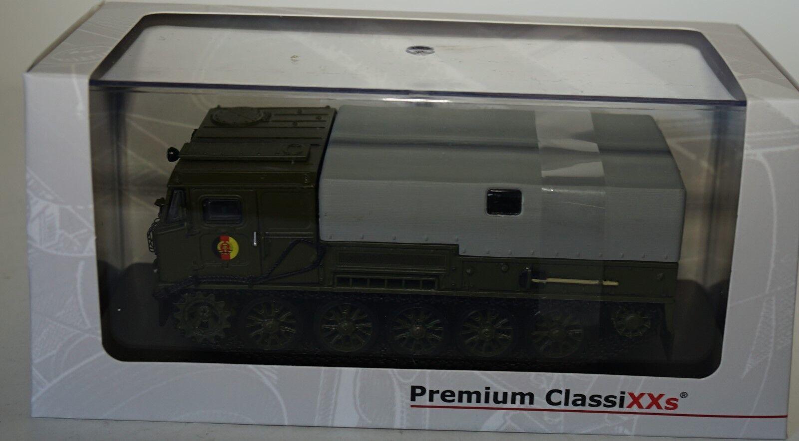 Premium Classixx 47025,à Quatre Pattes Tracteur ATS-59G ,Olive,Nva ,1 43 Echelle