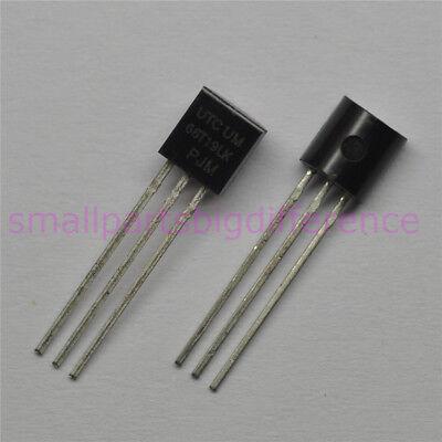 50pcs DIP Transistor 2N3904L 2N3904 UTC TO-92