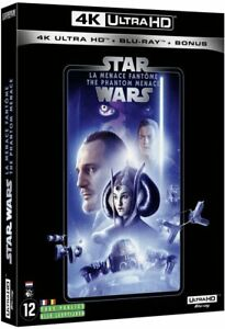 STAR-WARS-EP-1-LA-MENACE-FANTOME-BLU-RAY-4K-ULTRA-HD-NEUF-SOUS-CELLOPHANE