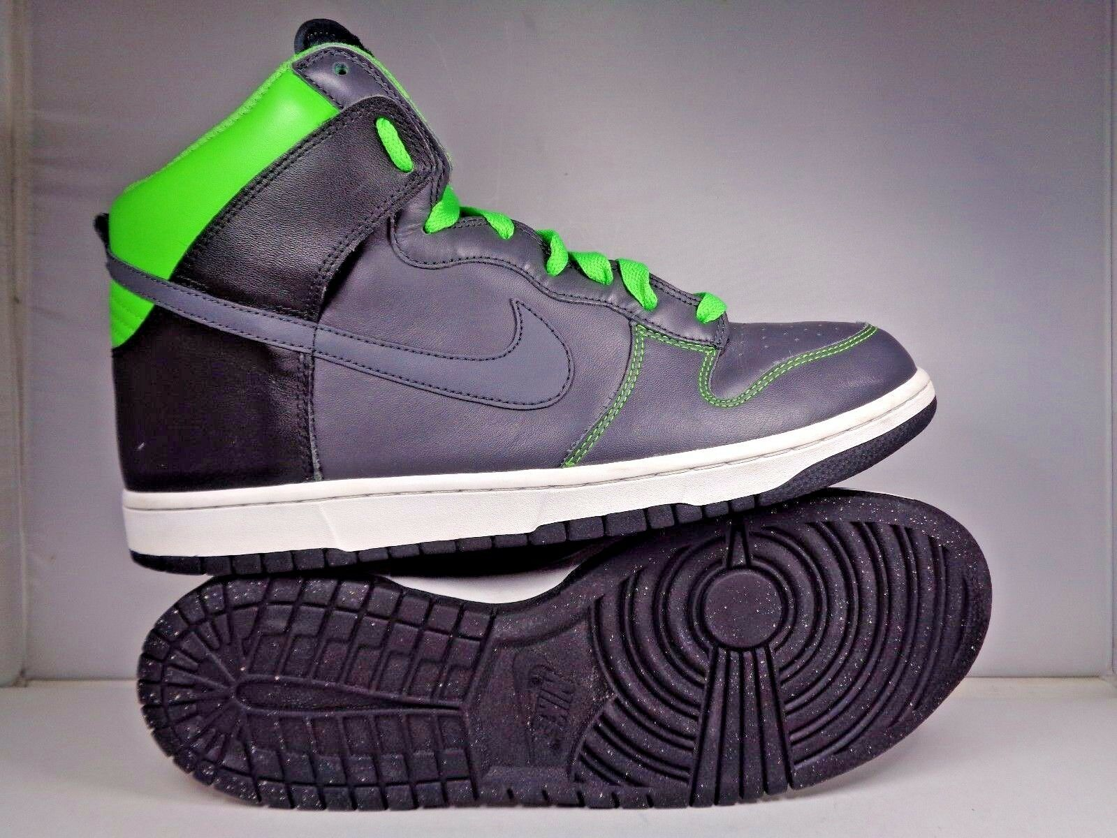 Mens Nike Dunk High ANTHRACITE 317982-031 Basketball shoes size 13