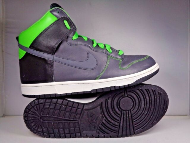 sports shoes e371f 5aba3 Mens Nike Dunk High ANTHRACITE 317982-031 Basketball shoes size 13