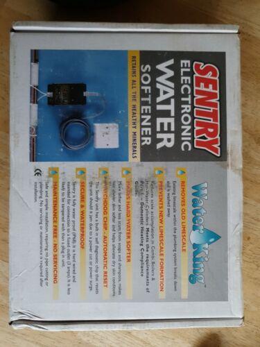 WATER KING SENTRY ELECTRONIC WATER SOFTENER