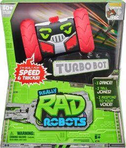Really RAD Robots - Really Rad Robots Turbo Bot - Blue