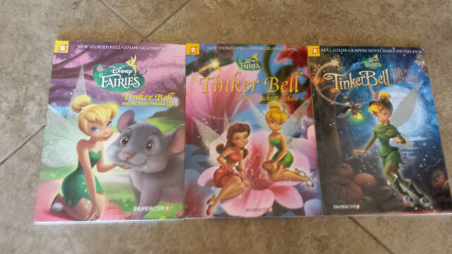 Disney Fairies: Tinker Bell and the Most Precious Gift 11 by Tea Orsi and Carlo