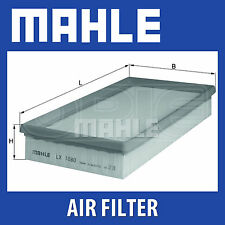 Mahle Air Filter LX1080 - Fits Seat Ibiza, Skoda Fabia, VW Polo
