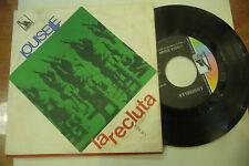 "LOUISELLE""LA RECLUTA-disco 45 giri LIBERTY 1970"" BEAT italy"