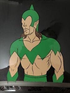 HE-MAN-MASTERS-OF-UNIVERSE-Original-Production-Animation-Cel-Willen-Tree-MOTU