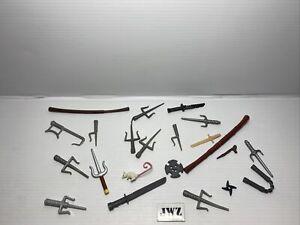 Accessori MODERNI TMNT-TARTARUGHE Ninja-Playmates-Bundle 5