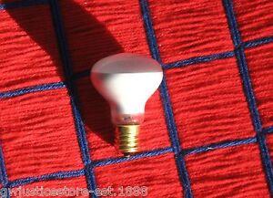 New 25w Lava Lamp R14 Light Bulb 25 Watt 120v R Type 25r14 N Intermediate E17 Ebay