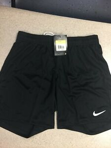 Details about Nike Women's Black soccer shorts, all sizes