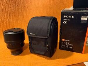 Sony-G-Series-85mm-F-1-4-GM-FE-Lens