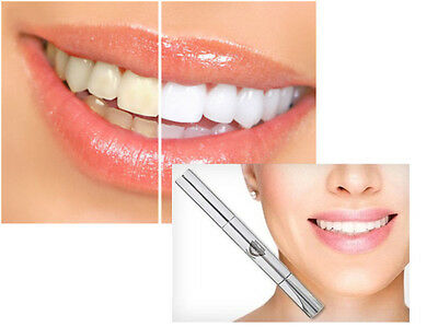 Creative Effective White Teeth Whitening Pen Tooth Gel Whitener Bleach  MGCA