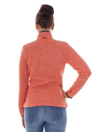 Cmp Knittech Orange Sous veste Veste Isolant Polaire Fonctionnelle v6vwHPq