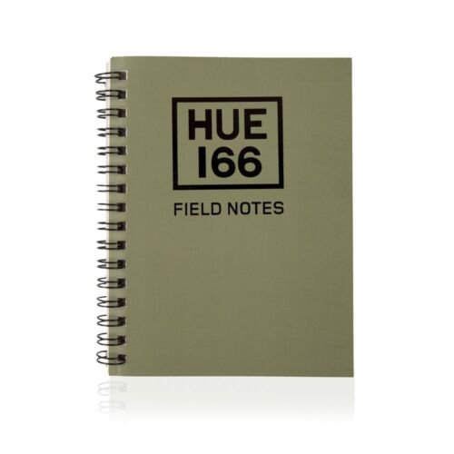 Land Rover Genuine Merchandise HUE 166 Field Note Small A6 Notebook 51LDNB561GNA
