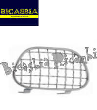 7585 - GRIGLIA IN METALLO FARO FANALE ANTERIORE VESPA 125 150 GTR SPRINT GL