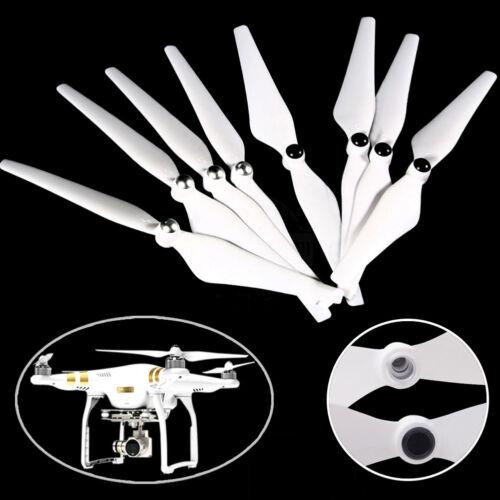 1//2//4Pair 9450 Self-locking CW CCW Prop Propeller For DJI Phantom 1 2 3 Vision E