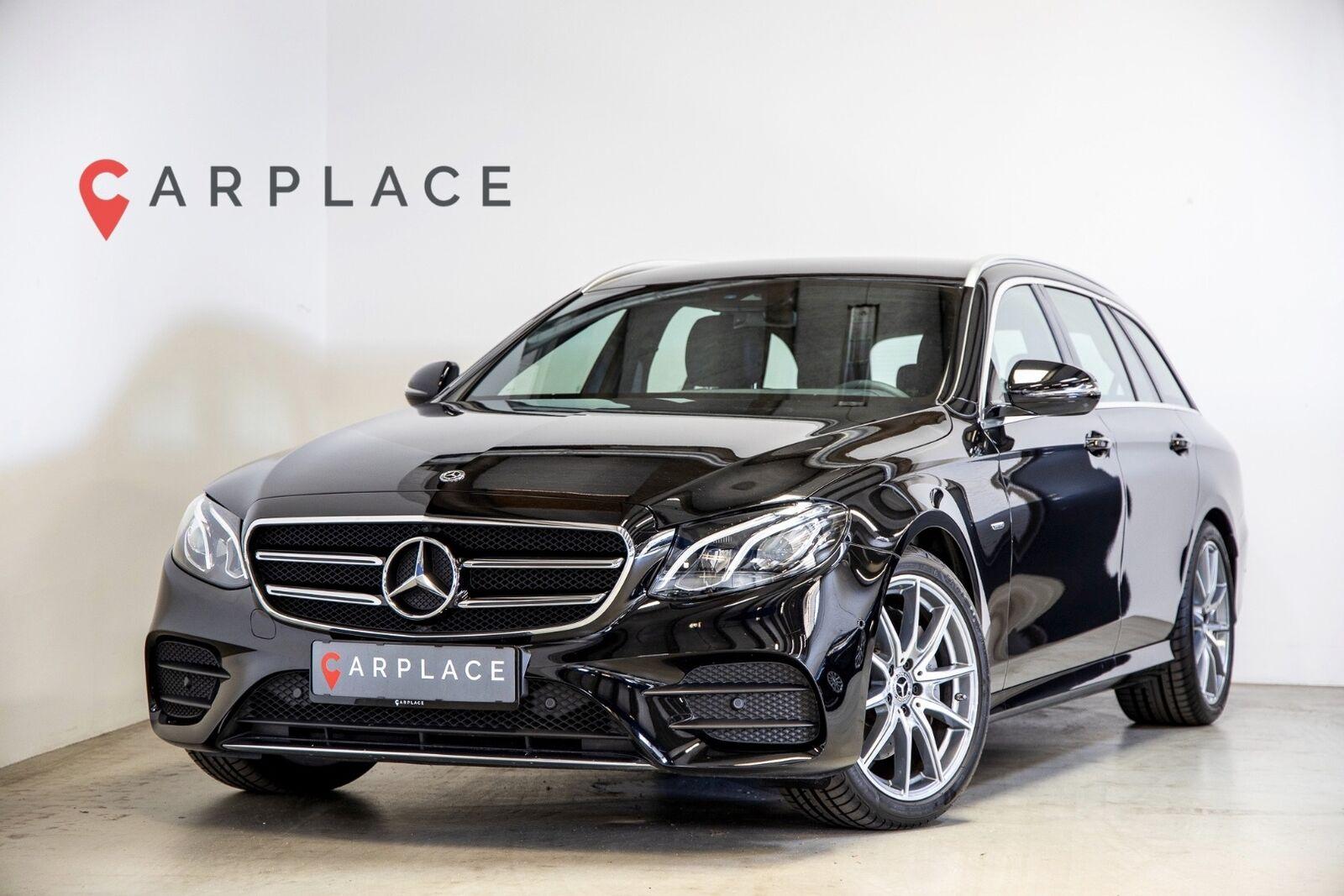 Mercedes E220 d 2,0 Advantage AMG stc. aut. 5d - 549.900 kr.