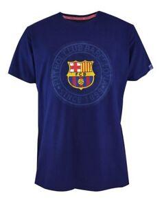 best service f39ba e0e0f Details about T-Shirt Official Barcelona Coat-Of-Arms Blaugrana Adult  Original Child 2018 2019