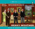 Heavy Weather by P. G. Wodehouse (CD-Audio, 2008)