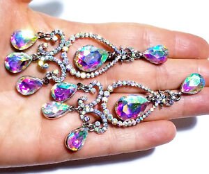 AB-Chandelier-Earrings-Rhinestone-Crystal-3-6-inch