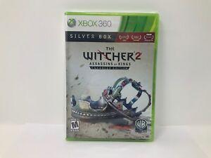 Der-Hexer-2-Killer-of-Kings-Enhanced-Edition-silber-Box-Xbox-360