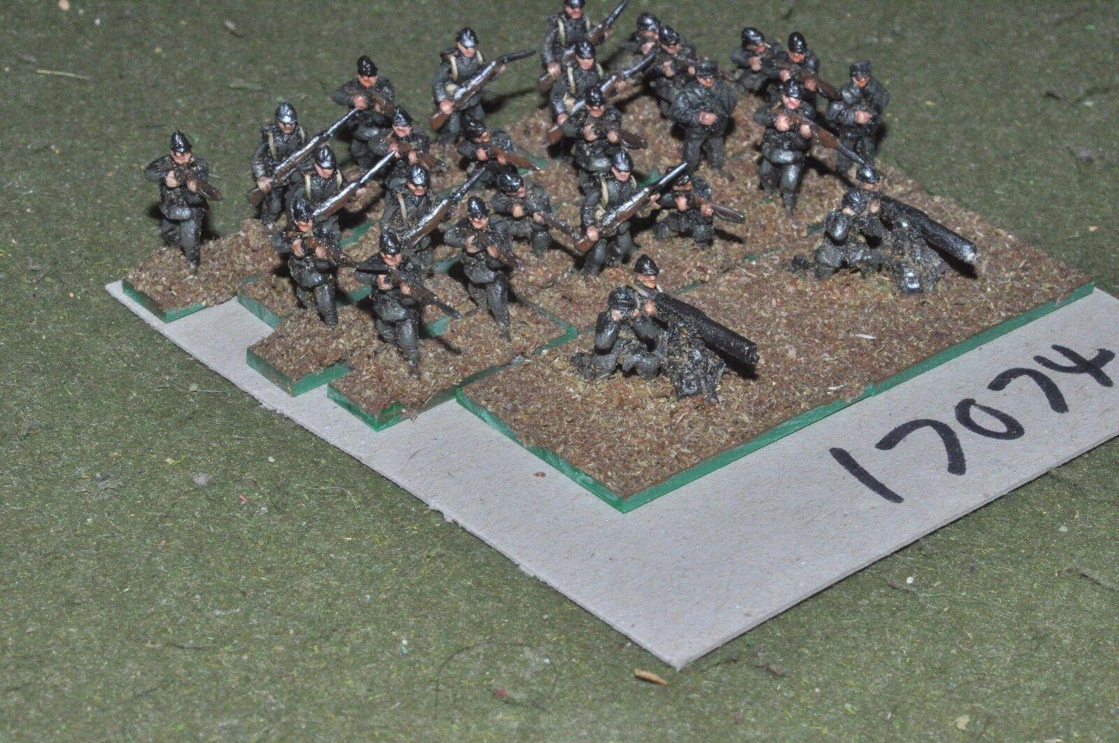 15mm WW1   italian - infantry 28 figures - inf (17074)