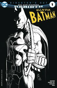 All-Star-Batman-Rebirth-1-4-6-8-Main-amp-Variants-DC-Comics-NM-2016