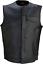 miniature 1 - Z1R Motorcycle Vest Black Leather 338 Large (2830-0356)