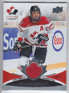 2016-17-UD-CANADA-JUNIORS-MEAGHAN-MIKKELSON-JERSEY-143-Game-Used-Canada-Women