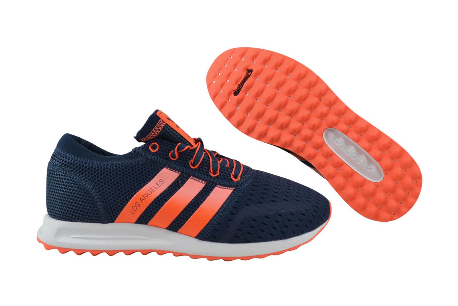 Adidas Los Angeles blue sun glow Sneaker Schuhe blau S79031