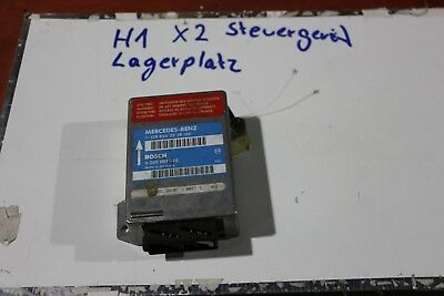 SL R129 Steuergerät Überrollbügel 1298202226 Bosch 0285001070